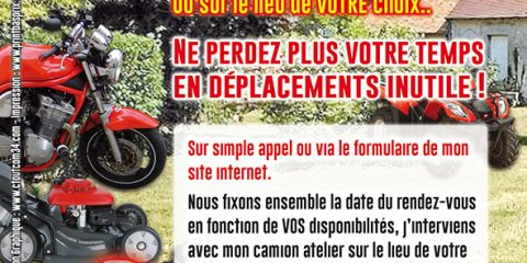 Flyer Moto et Culture ( Din long)